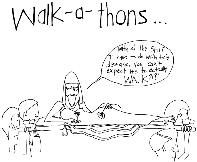 Walk-a-thons