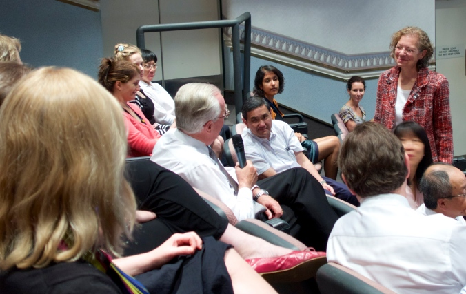 Presentation for Royal Prince Alfred Hospital endocrinology staff Sydney, Australia
